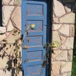 """Blue door"" by PeteGalaxie"