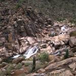 """Heiroglyphic Canyon Waterfall"" by RaymondPrax"