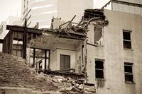 DEMOLITION bank of Denver