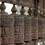 """Tibetan Buddhist Prayer Wheels"" by psypho"
