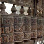 """""""Tibetan Buddhist Prayer Wheels"""" by psypho"""