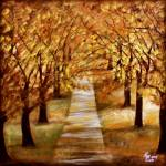 """AUTUMN LANE"" by peggygarr"