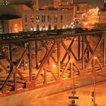 """Arsenal Bridge.Davenport Iowa"" by Susyr22"