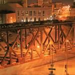 """Arsenal Bridge.Davenport Iowa"" by Susyr22"