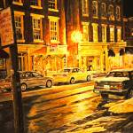 """Lexington Streetlight"" by thomasakersfineart"