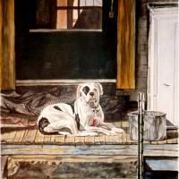 Doorkeep Art Prints & Posters by Thomas Akers