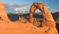 Delicate Arch doesn't look so Delicate