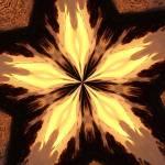 """Fire quilt"" by JamieB"