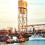"""Tug Boats Under the Drawbridge"" by TreePruitt"