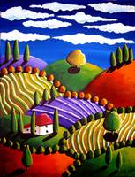 Little Tuscan Scene