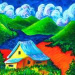 """Afternoon Storm"" by wasankari"