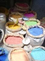 Moroccan Paint Buckets