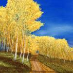 """Aspen Road"" by GeorgeBurr"