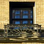 """Upper West Side Window #77"" by Llewellyn"