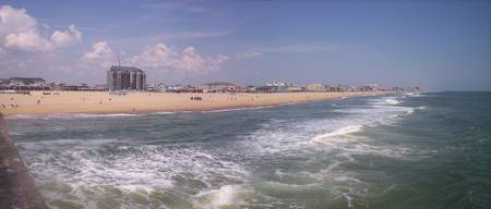 Ocean City Maryland Boardwalk