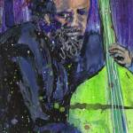 """Charles Mingus"" by LaurenEmond"