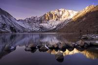 Convict Lake Reflection