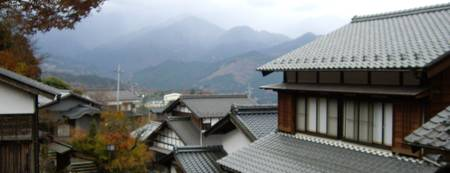 magome town
