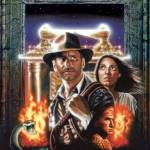 """Raiders of the Lost Ark / Indiana Jones"" by cinemalad"