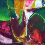 """Psychadelic Glass"" by eileenmurray"