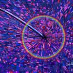 """""""Katana Rainbow"""" by DCLWolf"""