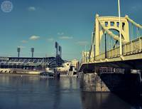 Pittsburgh Has A Ton Of Bridges