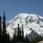 """""""Mt. Rainier"""" by blackmonam"""