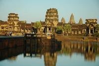 Angkor Wat sunset 2