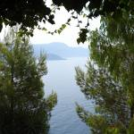 """""""View from the Monastery of Panagia Palaiokastritsa"""" by sljbell"""