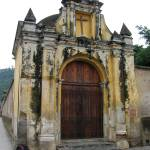 """Church Doorway, Antigua"" by joanndeasy"