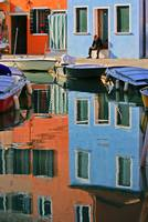 Rest in Burano, Venice
