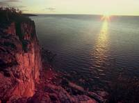 Sunrise at Palisade Head