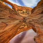 """Sandstone Funnel"" by Dawsonimages"