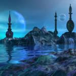 """Blue Dream"" by AnneVis"