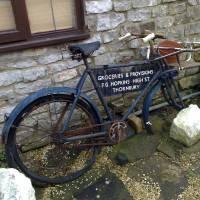 Medieval Bike? Art Prints & Posters by carojohnson