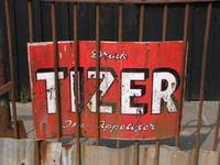 Aged Tizer