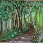 """Wooded Path"" by DebGauthier"