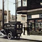 """San Francisco Storefront c1925"" by worldwidearchive"