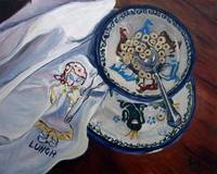 Lunch: Polish Pottery XXVII