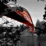 """Red Bridge"" by MattBoes"