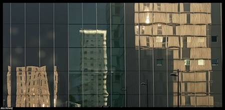 reflectie towers