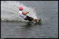 EK Wakeboarden in Almere