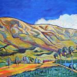 """Blossom Valley By RD Riccoboni"" by BeaconArtWorksCorporation"