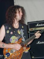 Ed from Ozric Live in Detroit 2007