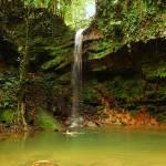 """""""Zen waterfall"""" by eyecapture"""