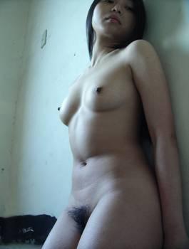 very cute naked girl
