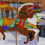"""Carnival Carousel"" by marycollins"
