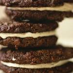 """Homemade Oreos: Close-Up"" by whitneybee"