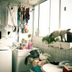 """""""La ropa sucia se lava en casa, mientras la curiosi"""" by FrancaFranchi"""