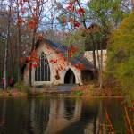 """The Chapel at Callaway Gardens"" by jimcorley"